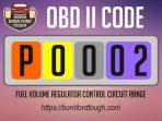 Kode OBDII P0002