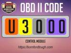 Kode OBDII U3000
